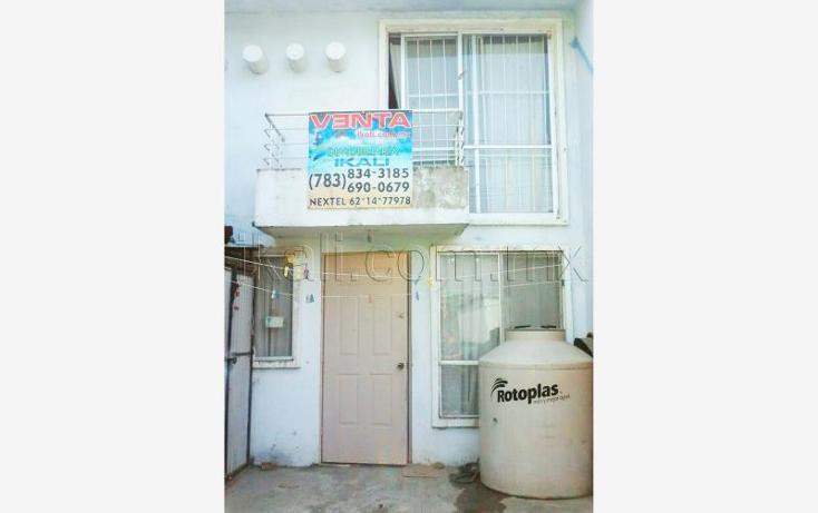 Foto de casa en venta en cedros 10, campo real, tuxpan, veracruz de ignacio de la llave, 1203889 No. 01