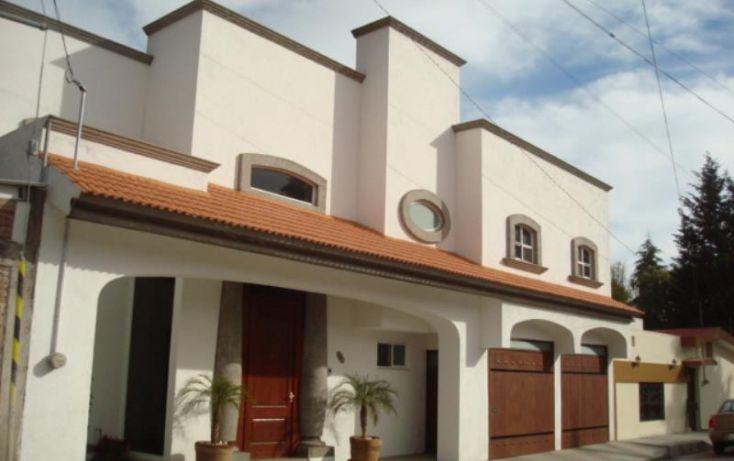 Foto de casa en venta en cedros 12, exhacienda de santa teresa, san andrés cholula, puebla, 579518 no 01