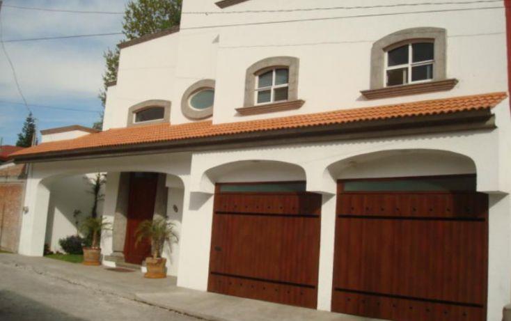 Foto de casa en venta en cedros 12, exhacienda de santa teresa, san andrés cholula, puebla, 579518 no 02