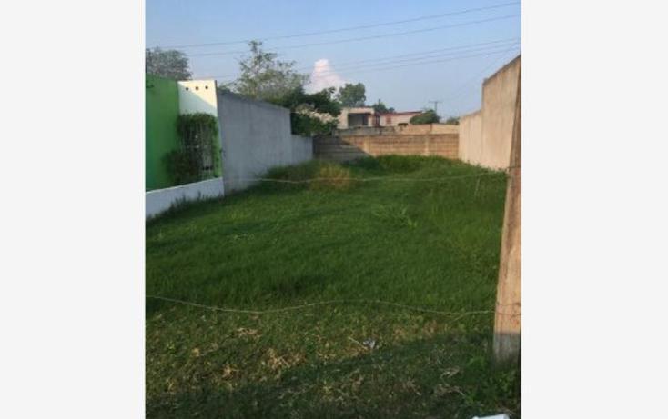Foto de terreno habitacional en venta en  , cedros, centro, tabasco, 1566666 No. 01