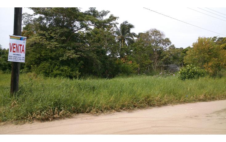 Foto de terreno comercial en venta en  , ceiba puerto, paraíso, tabasco, 1262245 No. 02