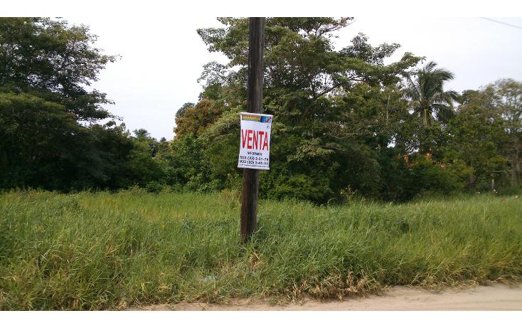 Foto de terreno comercial en venta en  , ceiba puerto, paraíso, tabasco, 1262245 No. 03