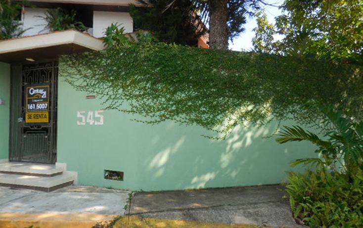 Foto de casa en renta en ceibas 545 , framboyanes, centro, tabasco, 1696636 No. 01