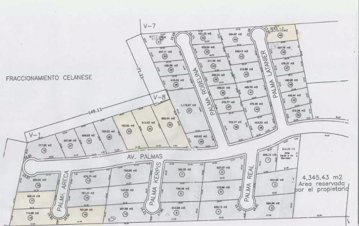 Foto de terreno habitacional en venta en  , celanese, coatzacoalcos, veracruz de ignacio de la llave, 1276073 No. 06