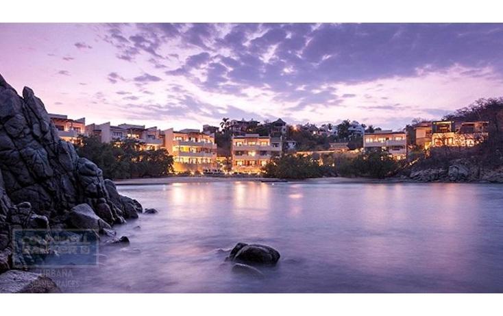 Foto de departamento en venta en  , santa cruz huatulco, santa maría huatulco, oaxaca, 1665942 No. 01