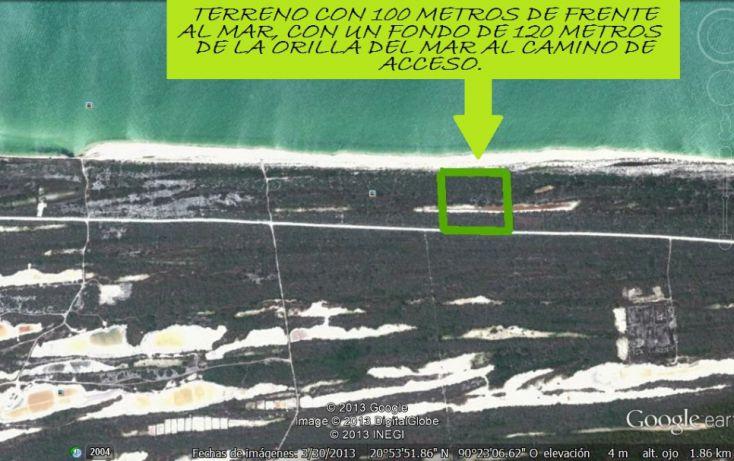 Foto de terreno comercial en venta en, celestun, celestún, yucatán, 1059545 no 04