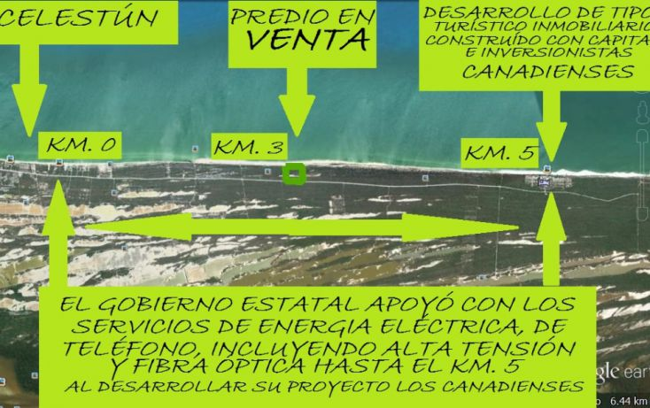 Foto de terreno comercial en venta en, celestun, celestún, yucatán, 1059545 no 05