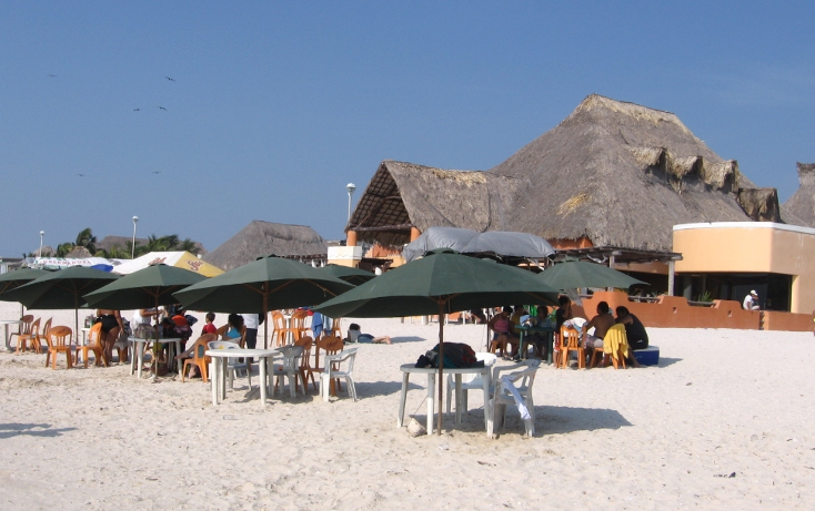 Foto de terreno comercial en venta en  , celestun, celestún, yucatán, 1059545 No. 16