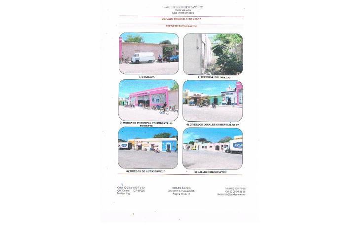 Foto de terreno comercial en venta en  , celestun, celestún, yucatán, 1176941 No. 01