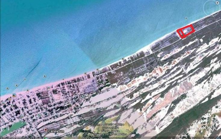 Foto de terreno habitacional en venta en  , celestun, celestún, yucatán, 1279947 No. 02