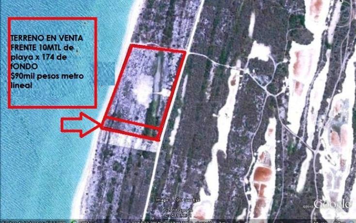 Foto de terreno habitacional en venta en, celestun, celestún, yucatán, 1279947 no 04