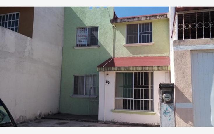 Foto de casa en renta en cempoala 66, siglo xxi, veracruz, veracruz de ignacio de la llave, 1728622 No. 01