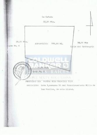 Foto de terreno habitacional en venta en centenario 52lote 3, villa de los frailes, san miguel de allende, guanajuato, 533499 No. 05