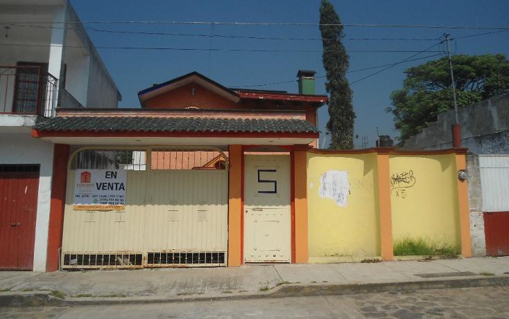 Foto de casa en venta en  , centenario, coatepec, veracruz de ignacio de la llave, 1930734 No. 01