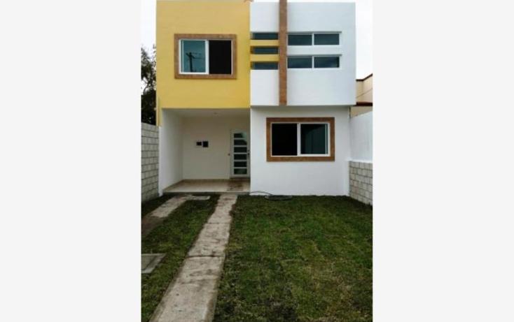 Foto de casa en venta en  , centenario, cuautla, morelos, 1675310 No. 01