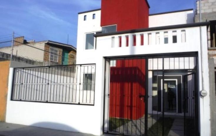 Foto de casa en venta en  , centenario, cuautla, morelos, 1767006 No. 01