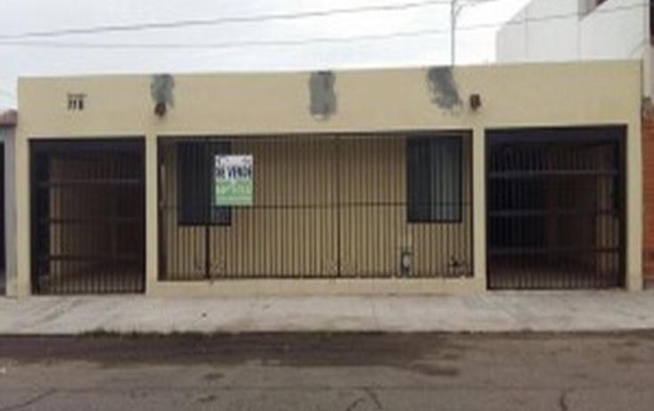 Foto de casa en venta en  , centenario, hermosillo, sonora, 1553002 No. 01