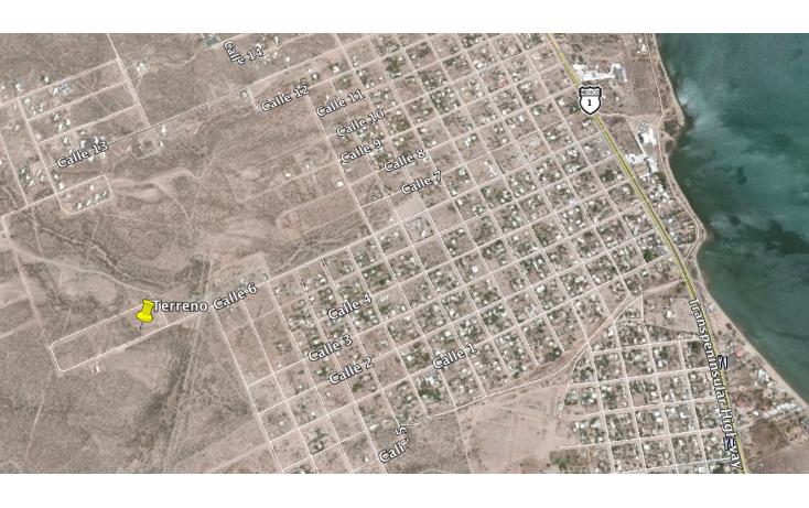 Foto de terreno habitacional en venta en  , centenario, la paz, baja california sur, 1105211 No. 01