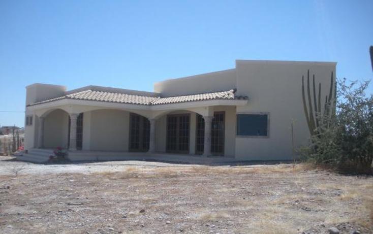 Foto de casa en venta en  , centenario, la paz, baja california sur, 1128871 No. 01
