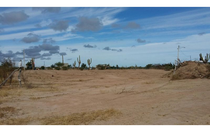 Foto de terreno habitacional en venta en  , centenario, la paz, baja california sur, 1182239 No. 02