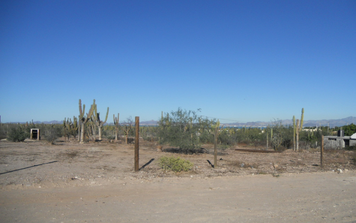 Foto de terreno habitacional en venta en  , centenario, la paz, baja california sur, 1208235 No. 01