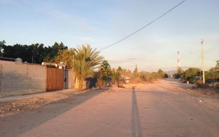 Foto de terreno habitacional en venta en  , centenario, la paz, baja california sur, 1220809 No. 07