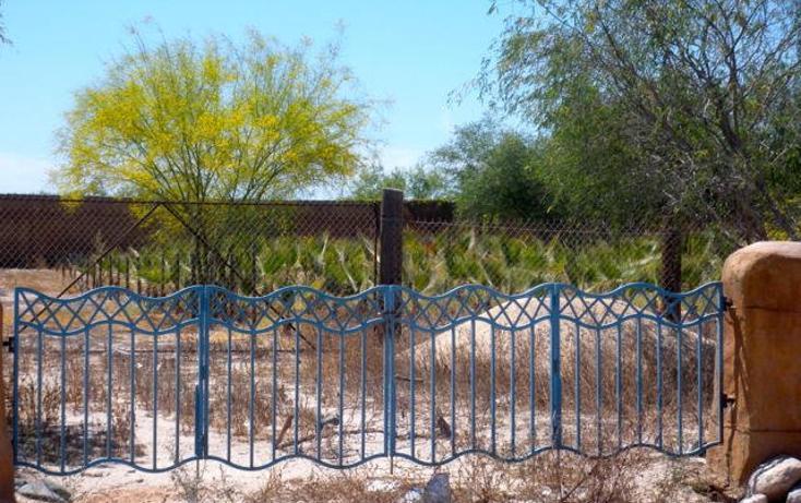 Foto de terreno habitacional en venta en  , centenario, la paz, baja california sur, 1276023 No. 08
