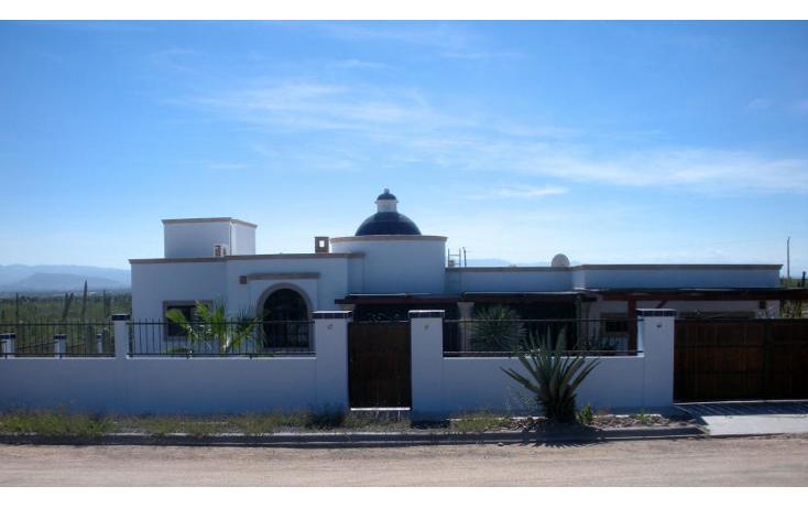 Foto de casa en venta en  , centenario, la paz, baja california sur, 1289565 No. 01