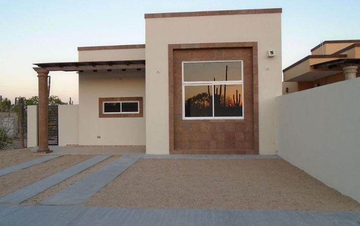 Foto de casa en venta en  , centenario, la paz, baja california sur, 1380967 No. 01
