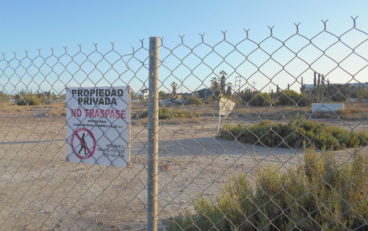 Foto de terreno habitacional en venta en  , centenario, la paz, baja california sur, 1400907 No. 08
