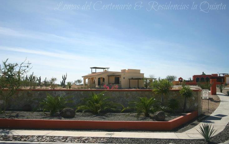 Foto de terreno habitacional en venta en  , centenario, la paz, baja california sur, 1527707 No. 01