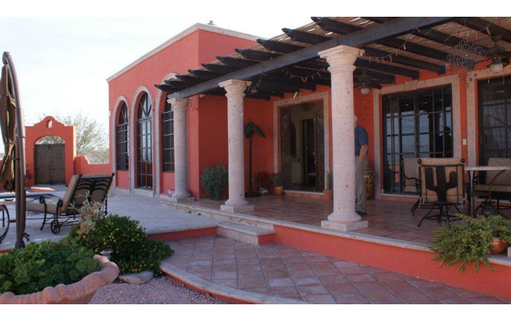 Foto de terreno habitacional en venta en  , centenario, la paz, baja california sur, 1527707 No. 10