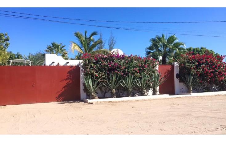 Foto de casa en venta en  , centenario, la paz, baja california sur, 1632602 No. 01
