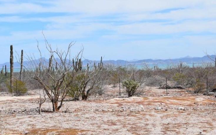 Foto de terreno habitacional en venta en  , centenario, la paz, baja california sur, 1699680 No. 06