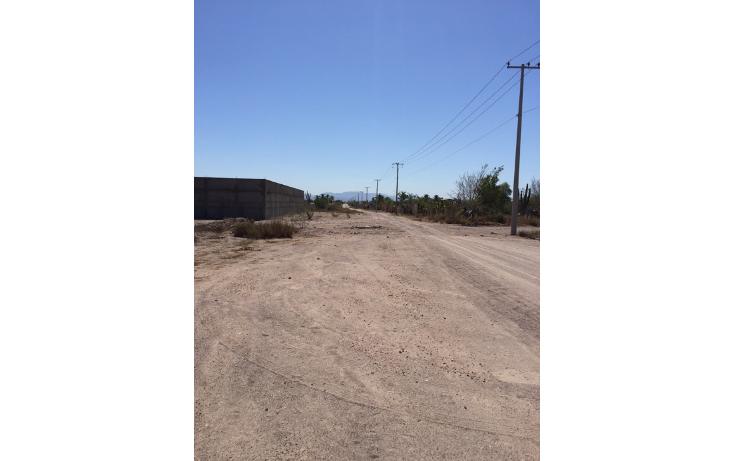 Foto de terreno habitacional en venta en  , centenario, la paz, baja california sur, 1733374 No. 04