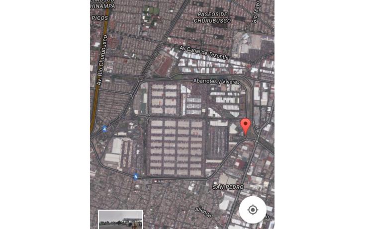 Foto de terreno comercial en venta en  , central de abasto, iztapalapa, distrito federal, 1794534 No. 01