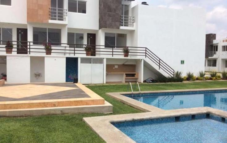 Foto de casa en venta en  , central de abastos, emiliano zapata, morelos, 384462 No. 23