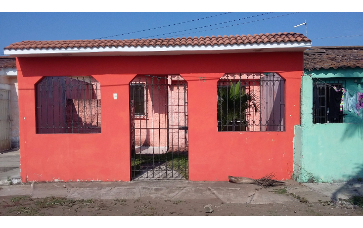 Foto de casa en venta en  , central de abastos, veracruz, veracruz de ignacio de la llave, 1772666 No. 01