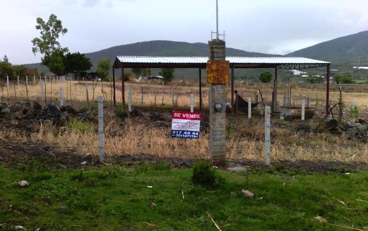 Foto de terreno industrial en venta en  , central de abastos, zamora, michoacán de ocampo, 501253 No. 01
