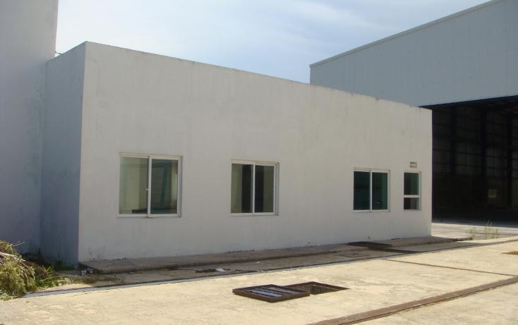 Foto de nave industrial en venta en  , central de bodegas, benito juárez, quintana roo, 1323905 No. 02