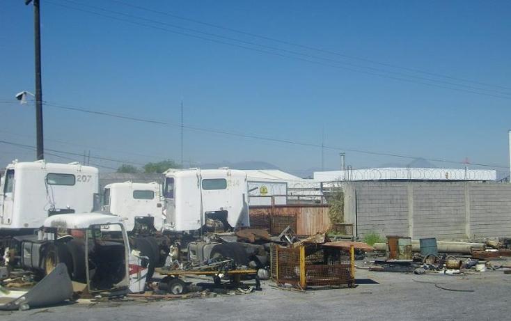 Foto de terreno industrial en renta en  , central de carga, guadalupe, nuevo león, 373902 No. 06