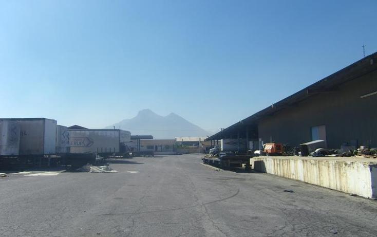 Foto de terreno industrial en renta en  , central de carga, guadalupe, nuevo león, 373902 No. 07