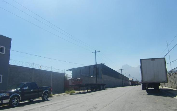 Foto de terreno industrial en renta en  , central de carga, guadalupe, nuevo león, 373902 No. 11