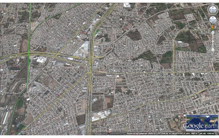 Foto de terreno habitacional en venta en  , central, soledad de graciano s?nchez, san luis potos?, 1515000 No. 03