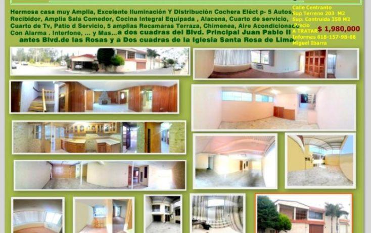 Foto de casa en venta en centrano, jardines de durango, durango, durango, 1808702 no 13