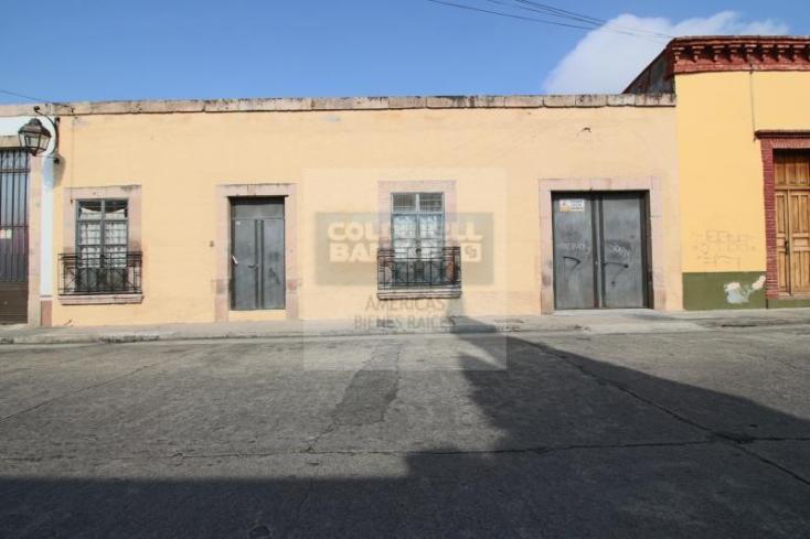 Foto de casa en venta en centro 1, morelia centro, morelia, michoacán de ocampo, 1218395 No. 01