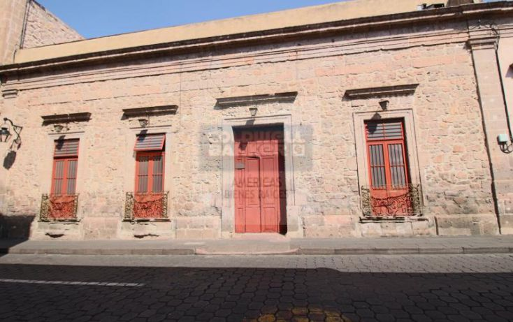 Foto de casa en venta en centro 1, morelia centro, morelia, michoacán de ocampo, 1478079 no 01