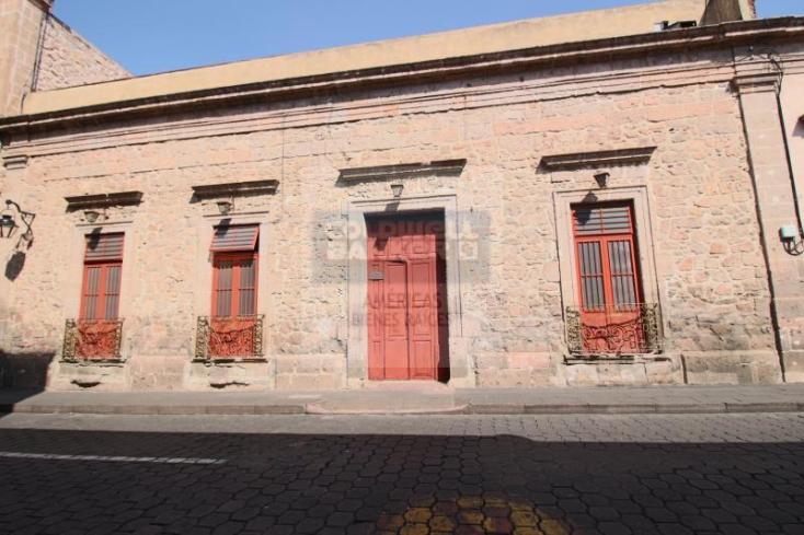Foto de casa en venta en centro 1, morelia centro, morelia, michoacán de ocampo, 1478079 No. 01