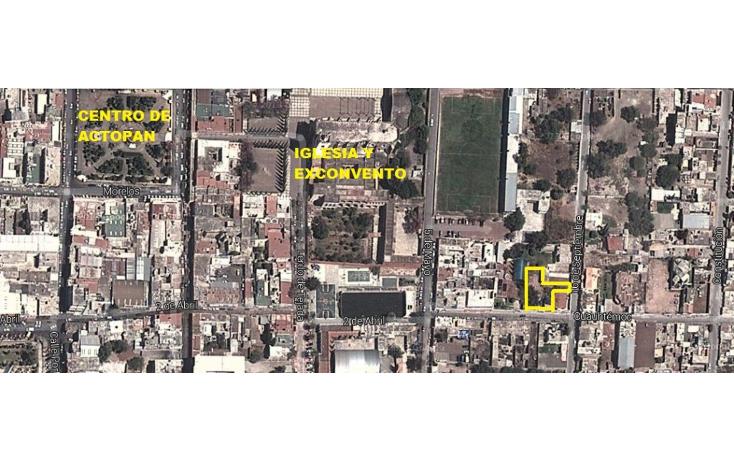 Foto de terreno habitacional en venta en  , centro, actopan, hidalgo, 1189915 No. 02