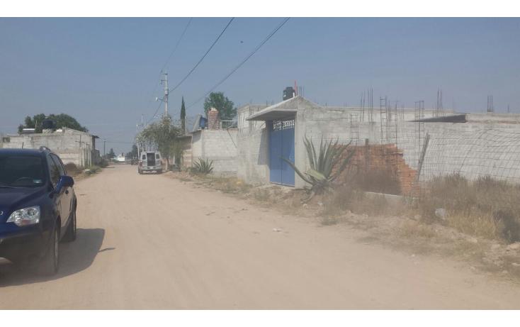 Foto de terreno habitacional en venta en  , centro, actopan, hidalgo, 1251757 No. 04